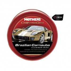 Cal. Gold Carnaúba Cleaner Wax Pasta 340g Mothers