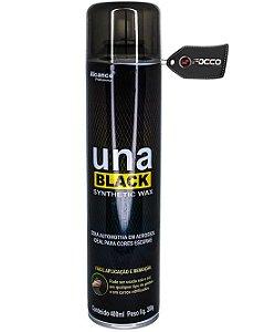 UNA BLACK SYNTHETIC WAX 400ML ALCANCE