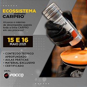 ECOSSISTEMA CARPRO 15 E 16/05/2021