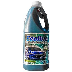 ECOLINE ORANGE 3X1 2L CLEANER