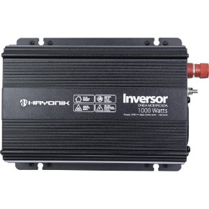 Inversor Hayonik 1000w 12v / 127v PW11-2 Onda Modificada