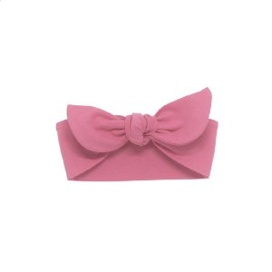 Faixinha de cuca basic rosa