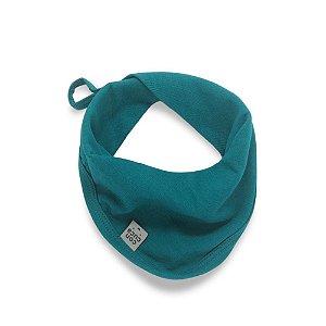 Babeiro toalha de boca basic verde