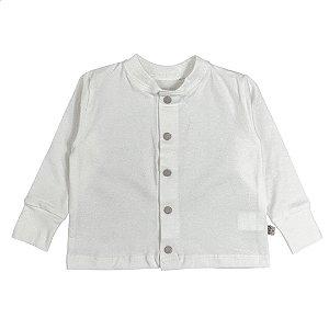 Cardigan basic offwhite
