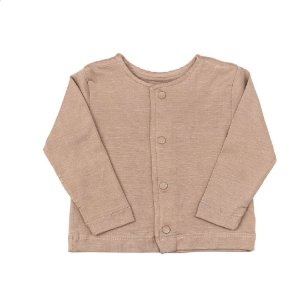 Cardigan modal chocolate