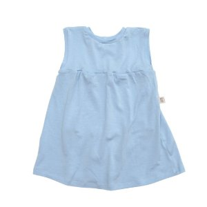 Body vestido modal frozen blue