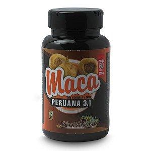 Maca Peruana 3.1 – 60 cápsulas de 550 mg