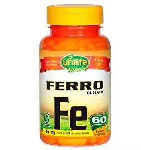Ferro quelato Fe