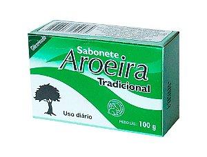 Sabonete  AROEIRA  - barra