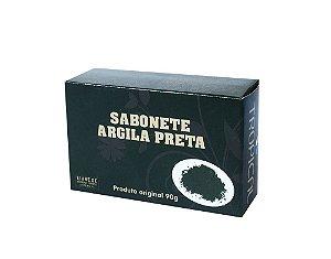 Sabonete de ARGILA PRETA -  DESINTOXICANTE