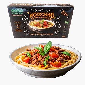 Moidinho  Ogro veg ( carne  vegetal moída) - 400 g