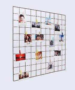 Memory board 60x60cm + 10 Pregadores