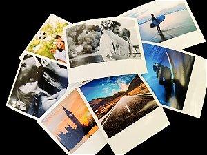 Foto Polaroid 7,5 x 10,0 (50 unidades)