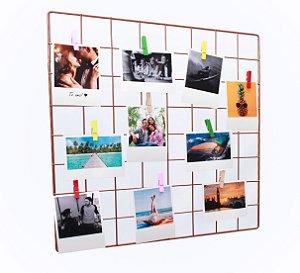 Memory Board 40 x 40 Cobre + Brinde