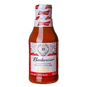 Molho de Pimenta Lupulado Budweiser Garlic