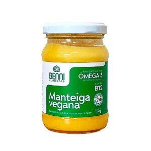 Manteiga Vegana com Ômega 3 e Vitamina B12 150g