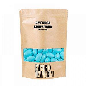 Amêndoa Confeitada Azul Bebê 500g