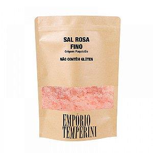 Sal Rosa do Himalaia Fino Premium 500g