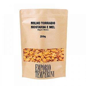 Milho Torrado sabor Mostarda E Mel Importado 250g