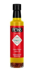 Azeite Extra Virgem Pons Tabasco Pimenta - 500ml