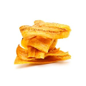 Banana Chips Salgada 400g