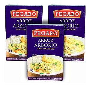 Arroz Arbório Italiano Para Risoto 3kg