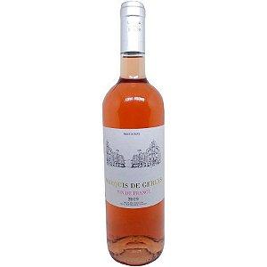 Vinho Francês Rosé Marquis de Gerlys - 750ml