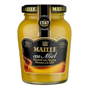 Mostarda Maille Dijon Com Mel Au Miel Original Francesa 230g