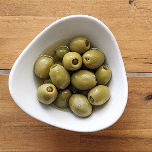 Azeitona verde recheada com Pimenta Jalapeño