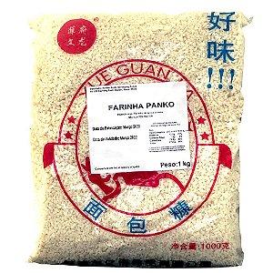 Farinha Panko Importada Premium 1kg