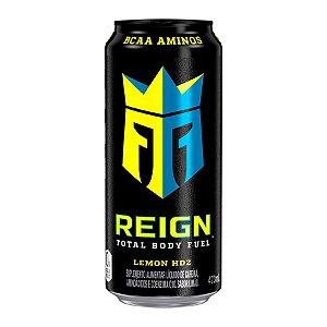 Reign Lemon Suplementação BCAA Energético Alta Performance