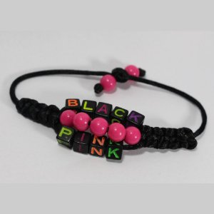 Pulseira Black Pink