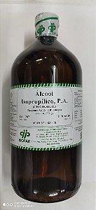 Álcool Isopropílico P.A. (1L) - Isofar