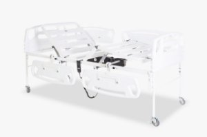 Cama de Fawler Elétrica Evolution com 2 movimentos e Cabeceira PEAD - Pilati