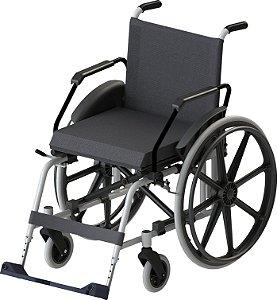 Cadeira de Rodas Dobrável Taipu J3 - Jaguaribe