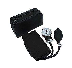 Aparelho de Pressão Arterial Adulto Velcro Preto ESFH20PR - Premium