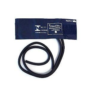 Braçadeira para Aparelho de Pressão Arterial Infantil Velcro Nylon - Premium