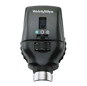 Oftalmoscópio Coaxial 3,5V 28 lentes 11720 Lâmpada HPX - Welch Allyn