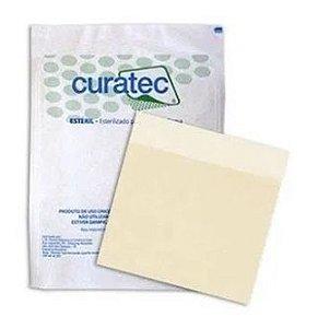 Curativo Hidrocoloide Estéril Plus Standard (10cm x 10cm) - Curatec