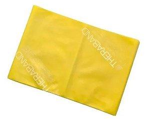 Faixa Elástica Theraband Amarela Suave (1,5m) - Chantal
