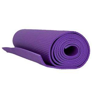 Tapete Yoga Mat Roxo - ACTE