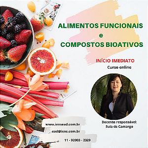 Curso online_Alimentos Funcionais e Compostos Bioativos
