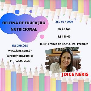 Oficina de Educação Nutricional