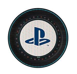 Prato Festa Playstation - 8 unidades