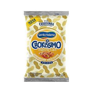 Crokissimo Amendoim Crocante Pimenta Suave 1,01kg Pacote