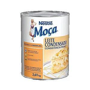 Leite Condensado Moça Consistência Firme 2,610Kg Nestle
