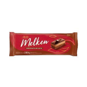 Chocolate Ao Leite Melken - Barra 2,100kg Harald