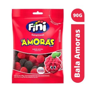 Bala Amoras 90g - Fini