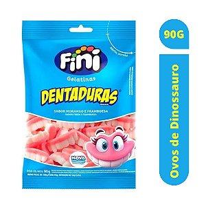 Bala Dentaduras 90g - Fini
