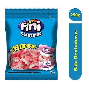 Bala Dentaduras 250g - Fini